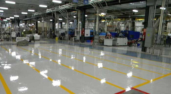 Industrial Epoxy Flooring Louisville KY
