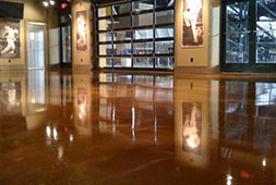 Commercial Epoxy Flooring Louisville KY