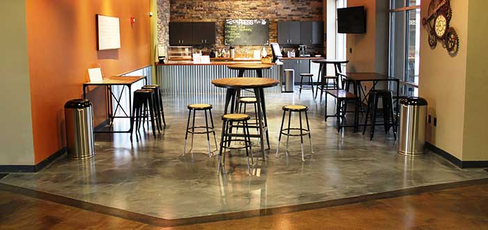 Decorative Epoxy Floors Louisville KY