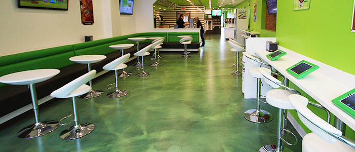 Louisville Decorative Epoxy Floors