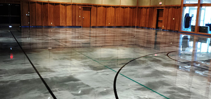 Slip Resistant Epoxy Floors